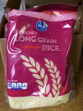 1lb or 2lb rice